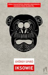 Iksowie - György Spiró | mała okładka