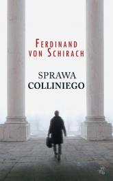Sprawa Colliniego - Ferdinand Schirach   mała okładka