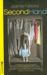 Second hand - Joanna Fabicka | mała okładka