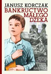 Bankructwo małego Dżeka - Janusz Korczak | mała okładka