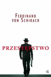 Przestępstwo - Ferdinand Schirach   mała okładka