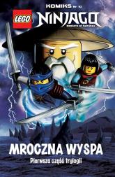 LEGO Ninjago. Komiks. Mroczna wyspa -  | mała okładka