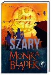 Szary - Monika Błądek | mała okładka