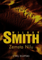 Zemsta Nilu - Wilbur Smith | mała okładka