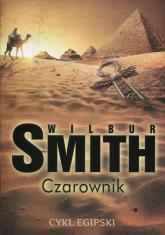 Czarownik - Wilbur Smith | mała okładka