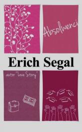 Absolwenci - Erich Segal   mała okładka