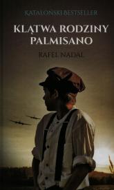 Klątwa rodziny Palmisano - Rafel Nadal | mała okładka