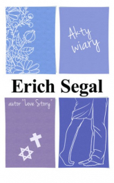 Akty wiary - Erich Segal   mała okładka