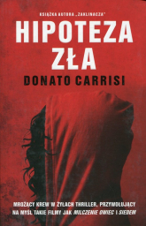 Hipoteza zła - Donato Carrisi | mała okładka