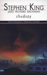 Chudszy - Stephen King | mała okładka