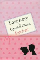 Love story & Opowieść Olivera - Erich Segal   mała okładka