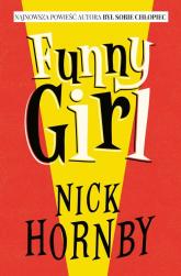 Funny Girl - Nick Hornby | mała okładka
