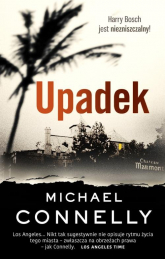 Upadek - Michael Connelly | mała okładka