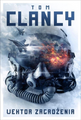 Wektor zagrożenia - Tom Clancy | mała okładka