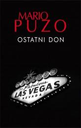 Ostatni Don - Mario Puzo | mała okładka