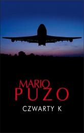 Czwarty K - Mario Puzo | mała okładka