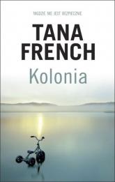 Kolonia - French Tana, Wieczorek Paweł | mała okładka