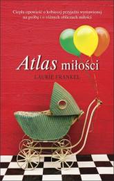 Atlas miłości - Laurie Frankel | mała okładka