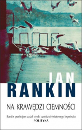 Na krawędzi ciemności - Ian Rankin   mała okładka