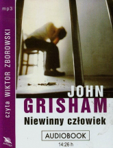 Niewinny człowiek audiobook - John Grisham | mała okładka