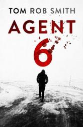 Agent 6 - Smith Tom Rob | mała okładka