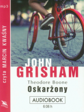 Theodore Boone. Oskarżony - John Grisham | mała okładka