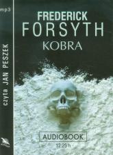Kobra audiobook - Frederick Forsyth | mała okładka