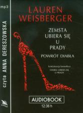 Zemsta ubiera się u Prady audiobook - Lauren Weisberger | mała okładka