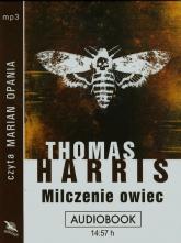 Milczenie owiec (Audiobook) - Thomas Harris | mała okładka