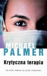 Krytyczna terapia - Michael Palmer | mała okładka