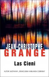 Las cieni - Jean-Christophe Grange | mała okładka