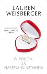 W pogoni za Harrym Winstonem - Lauren Weisberger | mała okładka