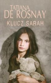 Klucz Sarah - Rosnay Tatiana De | mała okładka