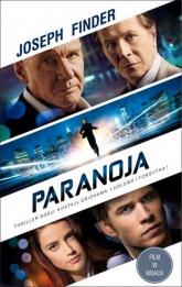 Paranoja - Joseph Finder | mała okładka