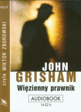 Więzienny prawnik audiobook - John Grisham | mała okładka