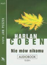 Nie mów nikomu audiobook - Harlan Coben | mała okładka