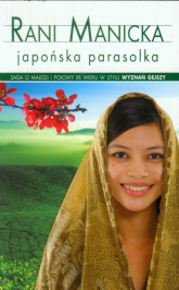Japońska parasolka - Rani Manicka | mała okładka