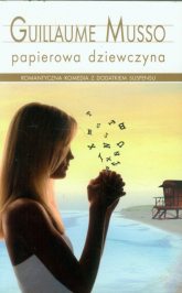 Papierowa dziewczyna - Guillame Musso | mała okładka