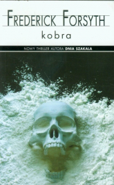 Kobra - Frederick Forsyth | mała okładka
