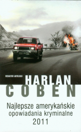 Najlepsze amerykańskie opowiadania kryminalne 2011 - Harlan Coben | mała okładka