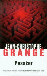 Pasażer - Jean-Christophe Grange | mała okładka