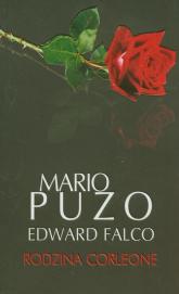 Rodzina Corleone - Mario Puzo | mała okładka