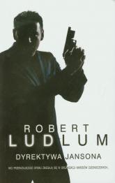 Dyrektywa Jansona - Ludlum Rober,t Garrison Paul | mała okładka