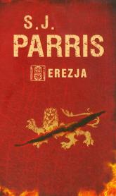 Herezja - S.J. Parris | mała okładka