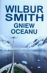 Gniew oceanu - Wilbur Smith | mała okładka