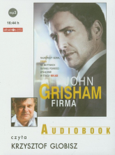 Firma audiobook - John Grisham | mała okładka
