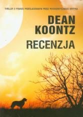 Recenzja - Dean Koontz | mała okładka