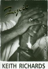Życie - Keith Richards   mała okładka