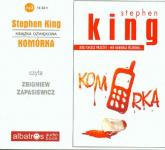 Komórka audiobook - Stephen King | mała okładka