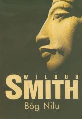 Bóg Nilu - Wilbur Smith | mała okładka
